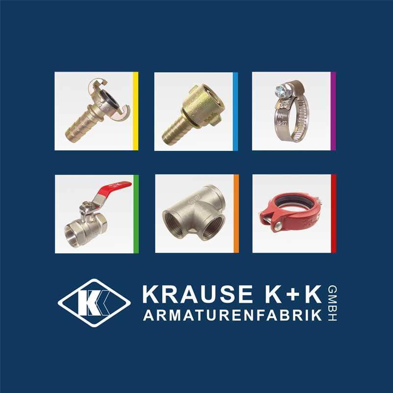 Produktgruppen der Krause K + K GmbH