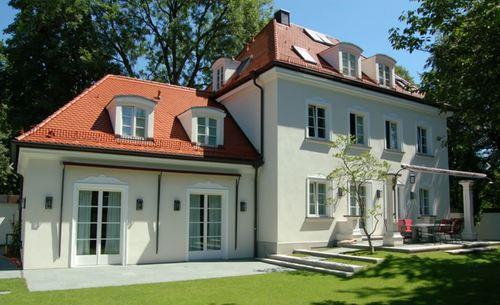 Witterungs- und umweltfeste Fassaden