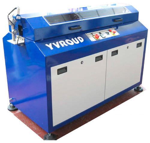 Machine de découpe par guillotine / de tuyau / CNC / pour ligne d'extrusion
