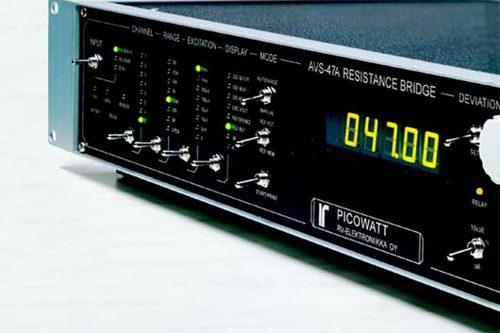 AVS-47B: AC Resistance Bridge