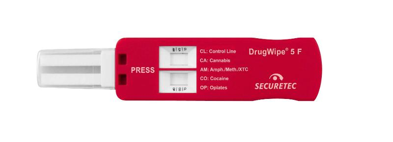 Drug test surface DrugWipe 5F