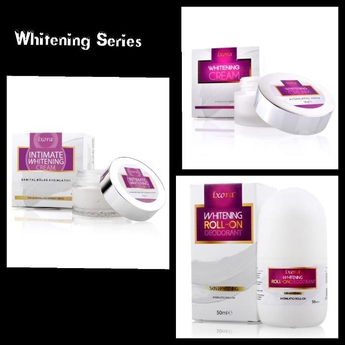 Whitening Series