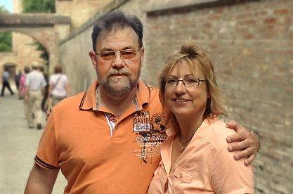Jutta und Peter Ebert