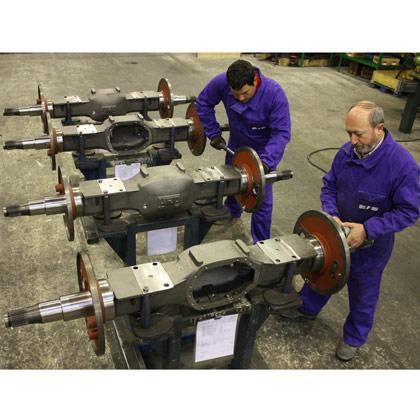 Transmisiones mecánicas y componentes