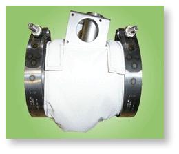 Protection thermique pour vanne aéronautique noviamide. Nous développons pour l'aéronautique et le spatial, des ensembles d'isolation thermique et acoustique haute performance avec respect des normes.