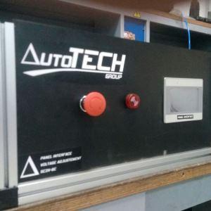 Cassetto controllo corto circuito