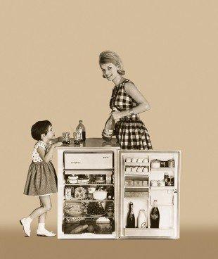 1955 Werbe-Anzeige