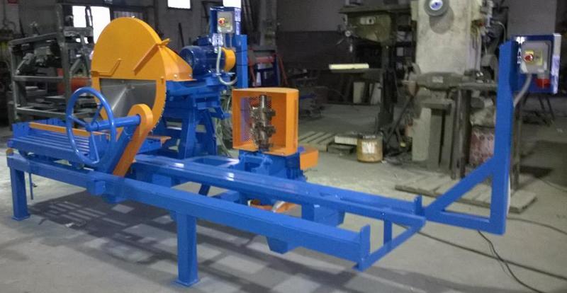 Combined  Moulder Tilting machine