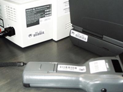 Inventar-Kennzeichnung