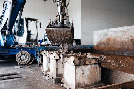 Metalsludge