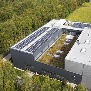 Halfar Firmengebäude in Bielefeld