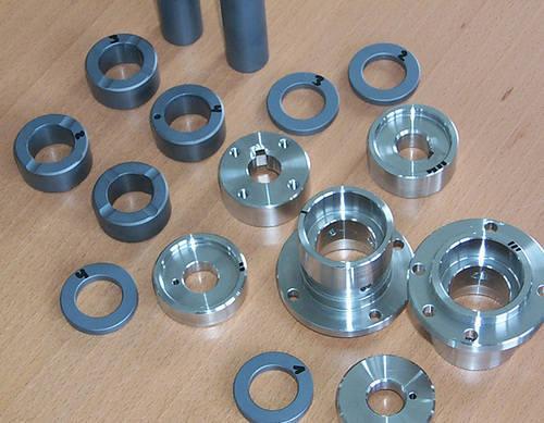 Hartmetallformteile