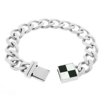 Sterling Silver Gents Bracelet.