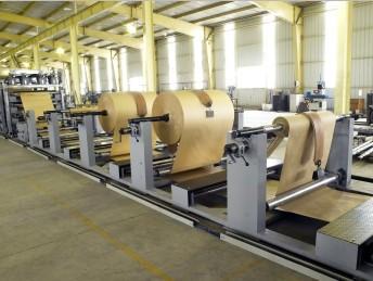 Paper reel racks