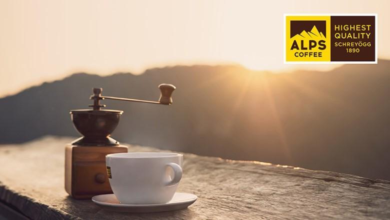 Einzigartige Kaffeemomente