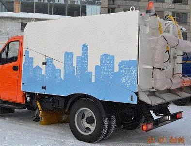Вакуумная подметально-уборочная машина КО-318 предназначена для механизиро-ванной уборки городских дорог, площадей, аэропортов с асфальтовым или цементобетонным покрытием от пыли, песка, щебня, листь