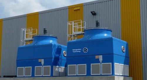 Kühlwasseranlage
