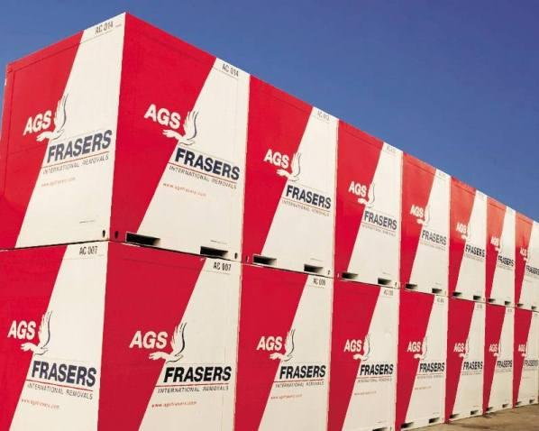 AGS containers