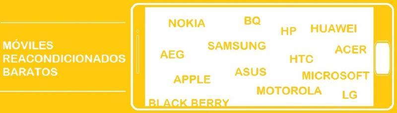 Te ofrecemos nuestros móviles libres baratos en nuestra tienda online de móviles reacondicionados. Visitanos en www.ventaelectronica.es