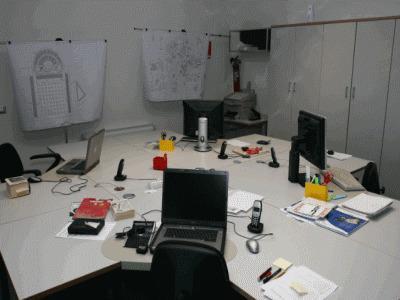 x.men interno ufficio