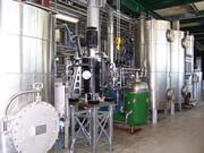 Biodieselproduktionsanlage