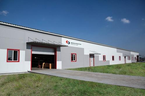 New warehouse of 1 560 square meters put into operation in 2016.