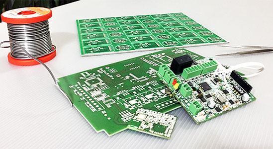 Alcune delle nostre schede elettroniche con svariate funzione a seconda della richiesta da parte del cliente.