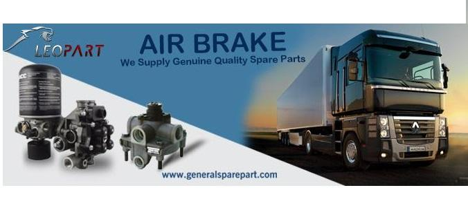 GENERALSPAREPART SUPPLIES FULL RANGES OF TRUCK AND TRAILER AIR BRAKE VALVES HOSE AND AIR COMPRESSORS FOR MERCEDES BENZ MAN VOLVO DAF SCANIA DAF IVECO TRUCKS
