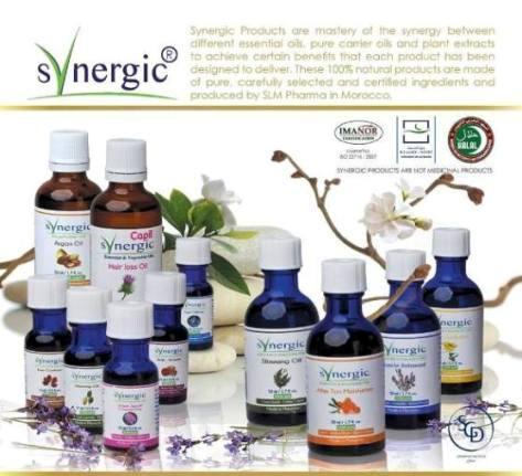 Aromatherapy products 100% natural from Morocco