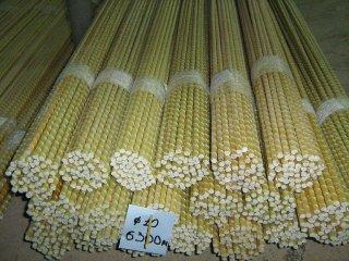 GFRP rods in piles