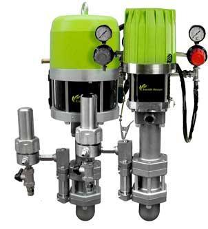 Les pompes de peinture FLOWMAX® 17 A2 et 34 A2, avec leur soufflet de qualité inégalée, assurent une étanchéité totale, des performances inégalées et une durée de vie prolongée.