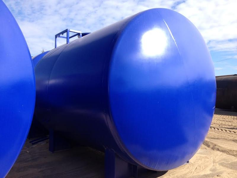 30m3 Fertilizer tank