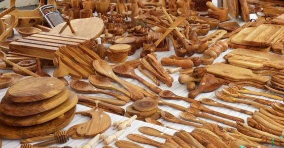 Olive Wood Crafts