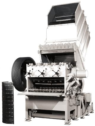 Schneidmühle in schwerer Ausführung - universeller Verwendungszweck