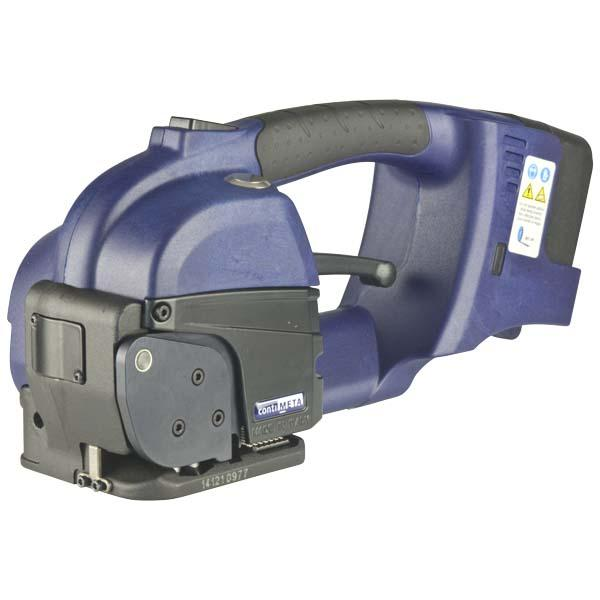 Bei Contimeta finden Sie manuelle, akkubetriebene und pneumatische Umreifungsgeräte für die Verarbeitung von Kunststoffband. Wir liefern u.a. das Akku-Umreifungsgerät OR-T 250 vom Hersteller Orgapack
