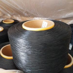 Spandex 840 den black color