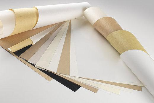 Tissue Paper, Kraft Paper, One-Side Coated Gloss, Onion Skin, Parchment, Sealing
