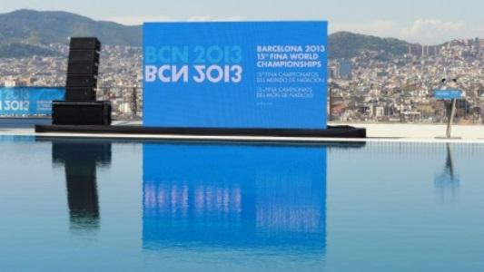 Stereo Rent has participated with the rental and installation of 3 LED screens of 10 mm resolution placed in Port Vell, Piscines Municipals de Montjuic and Piscines Bernat Picornell.