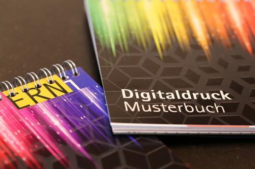 Digitaldruck Musterbuch