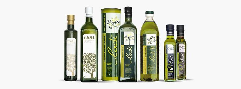 PRODUCT FAMILY EXTRA VIRGIN OLIVE OIL