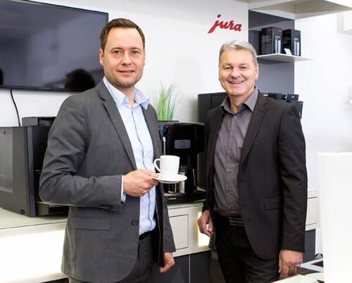 Gründer, Markus Reuß und Andreas Seubert