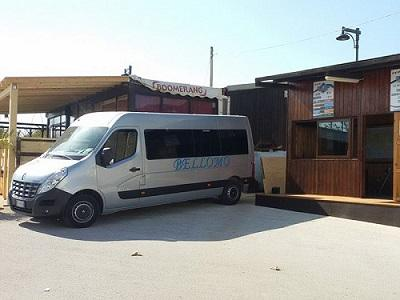 Transfer&Voyager Mini Bus