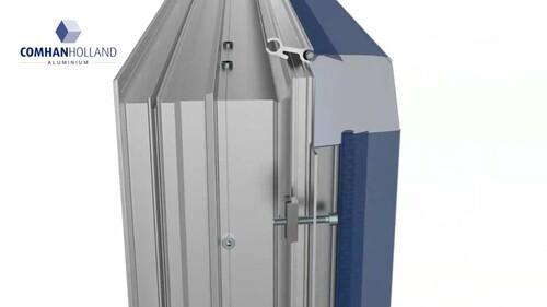 PVC  Spanntuchsysteme - Outdoor