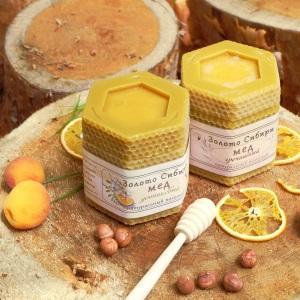 Luxury Siberian honey