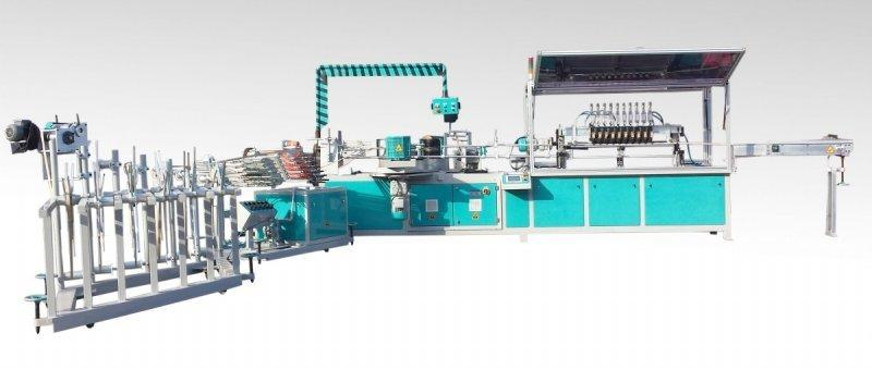 paper tube machine's production speed is reached 30 meters in per minute.