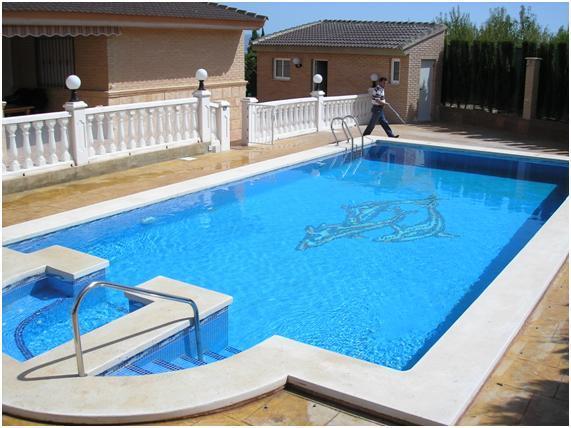 Indepool s l piscinas instalaciones y equipos for Hormigon gunitado piscinas