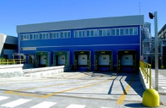 Nella catene del freddo un ruolo importantissimo viene dato ai magazzini di distribuzione.