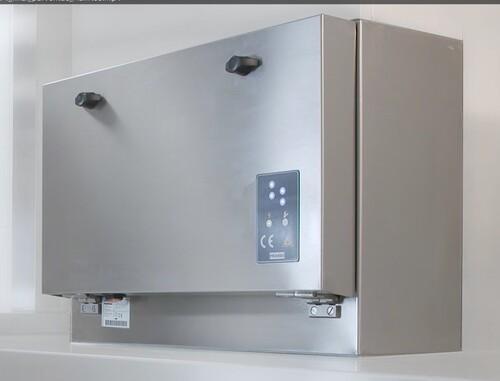 UV-Abluftreinigung für Grillhauben