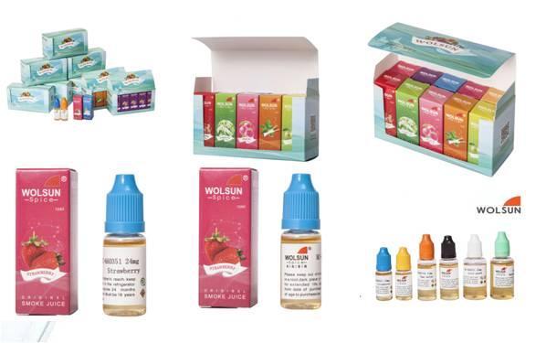 healthy e liquid for electronic cigarette