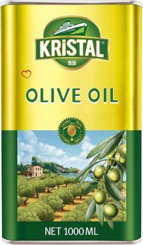 Mixture of extra virgin olive oil and refined olive oil. Suitable for cooking and frying. Less than 1% of acidity level.